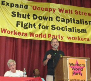 OWS and Marxist Backing